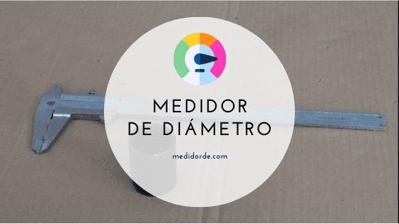 medidor de diametro