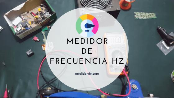 medidor de frecuencia hz