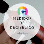 Medidor de decibelios