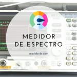 Medidor de espectro