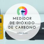 Medidor de Dióxido de Carbono