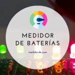 Medidor de baterías
